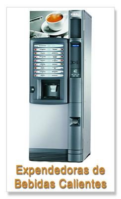 Expendecaf m quinas expendedoras de bebidas calientes fr as y snacks - Maquinas expendedoras de alimentos y bebidas ...
